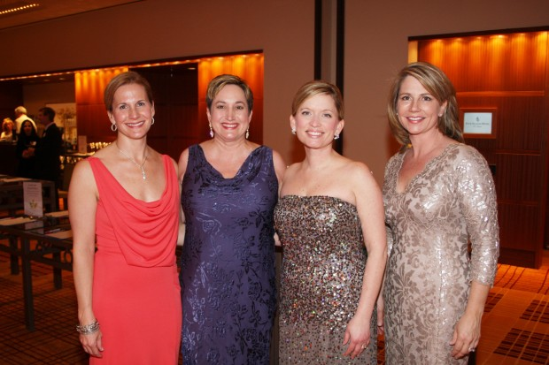 Tanya French, Ashley GeorgeGill, Megan Philip, Lisa Christenson
