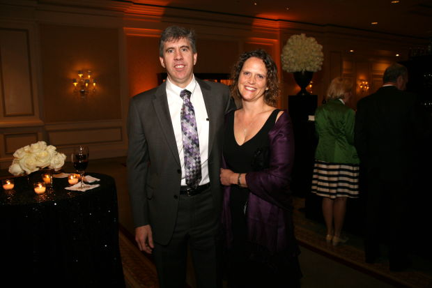 Dr. William and Michelle Hawkins