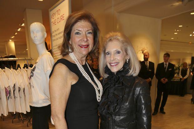 Phyllis Langsdorf, Joan Berkman