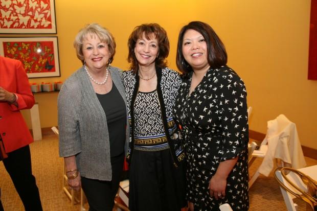 Alice Handelman, Marci Rosenberg, Trish Muyco-Tobin