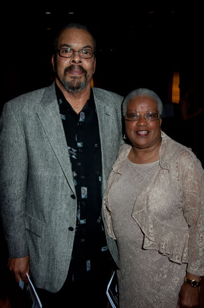 Joseph and Richelle Clark