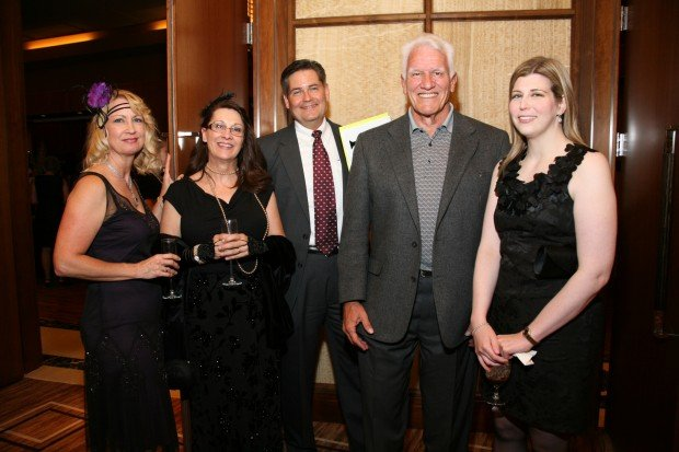 Sue Ferguson, Carol Love, Tony Naughton, Mike Hogan, Kimberley Herzog