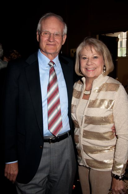 Pete and Debbie Milne