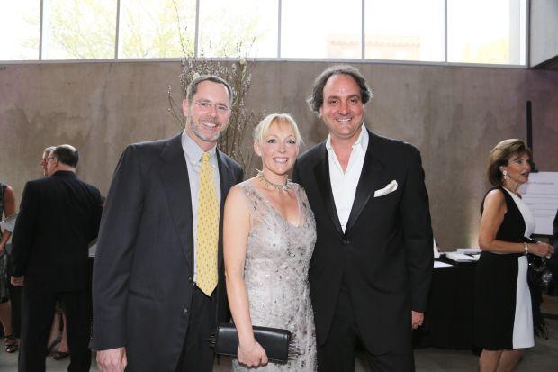 Jim and Dorte Probstein, Philip Slein