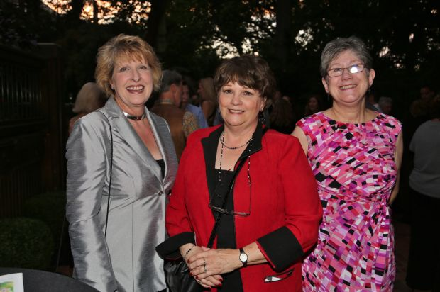 Anne Smith, Jill McGovern, Connie Klinge
