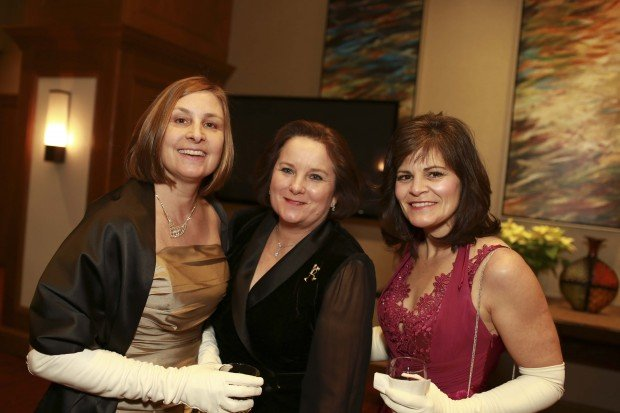 Marye Thomlison, Jean Meyer, Laurie Laughlin