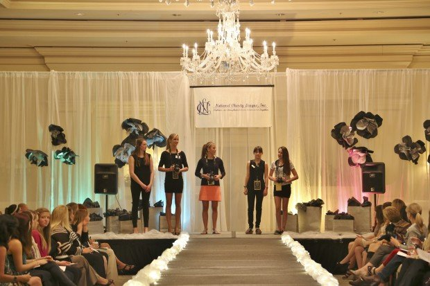 National Charity League Fashion Show