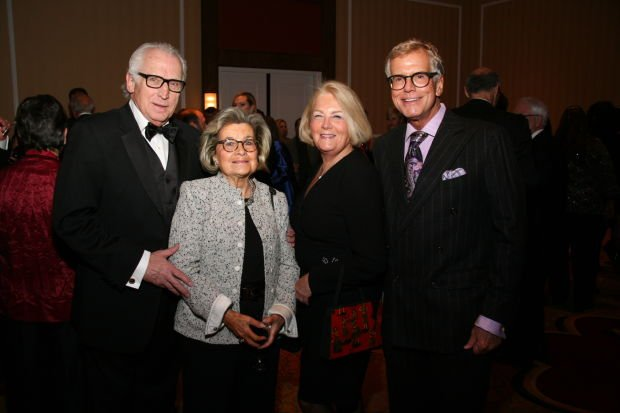 Michael Uthoff, Barbara Goodman, Ann Wells, David Diener