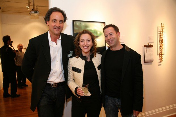 Philip Slein, Mary Ann and Andy Srenco