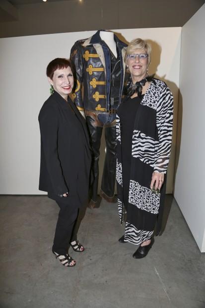 Roseann Weiss, Jill McGuire