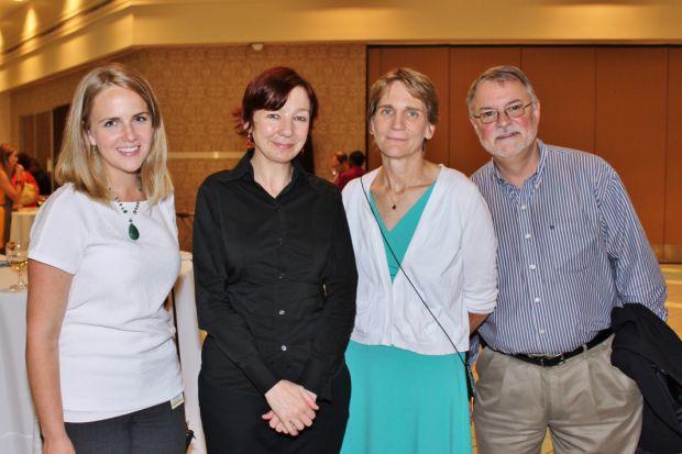 Betsy Dankenbring, Jacaranda Van Rheenen, Sharon Deem, Eric Miller