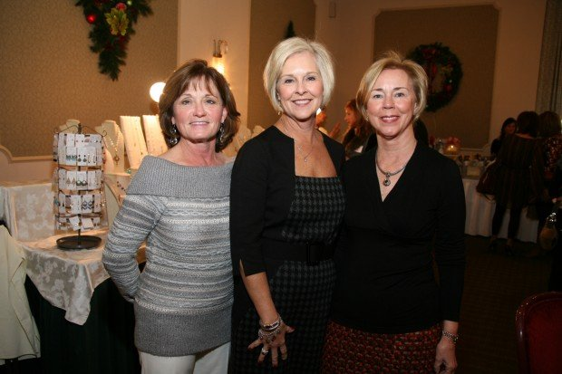 Beth Hasselfeld, Connie Finger, Margaret Hale
