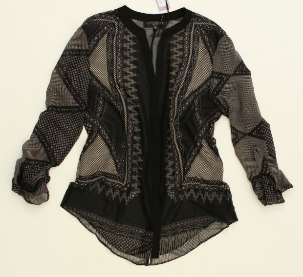 trend Sanctuary blouse, $88, Laurie Solet