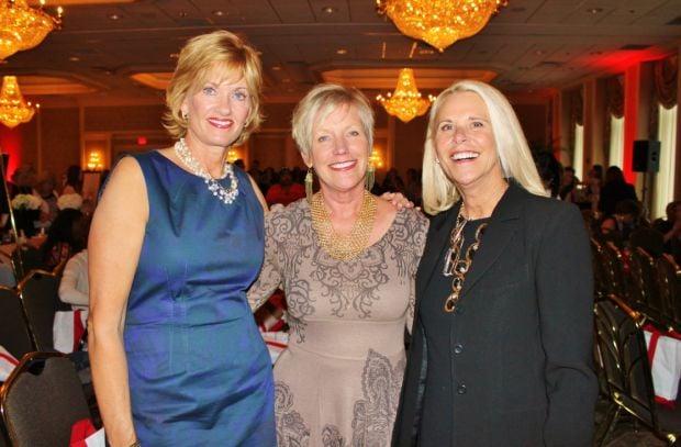 Ann Cahill, Ann Roberts, Robin Young