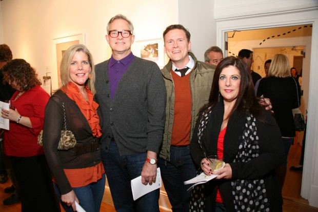 Susan Werremeyer, Greg Lukeman, Justin Scarbrough, Stefani Stella