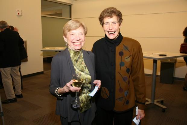 Joyce Armstrong, Marilyn Werner