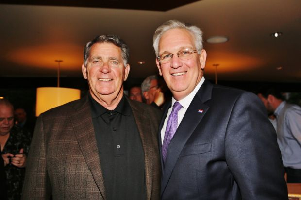 Mike Shannon, Governor Jay Nixon