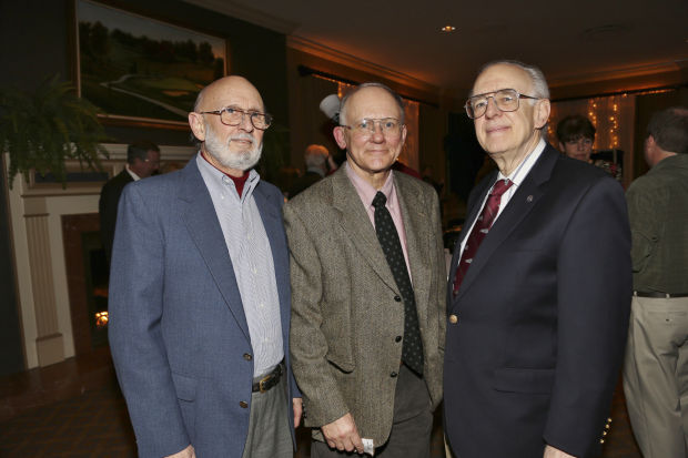 Dale DeWitt, Jack McCarty, Bob Schmidt