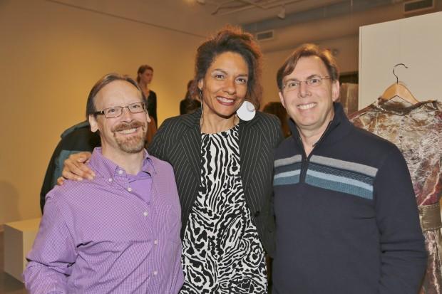 Edwin Massie, Lisette Dennis, Rick Ruderer
