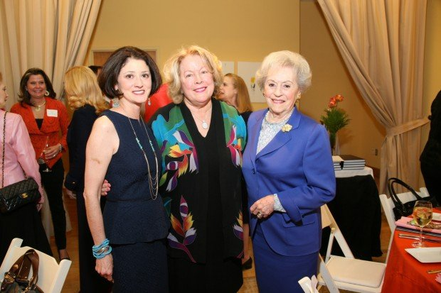 Veronica McDonnell, Mary Pillsbury-Wainwright, Faye Beth Baer-O'Byrne