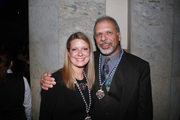 Lesley Herrell, Dave Beardsley