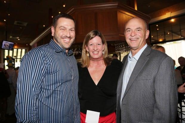 Mike Hart, Virginia McDowell, Michael Wendorf