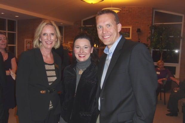 Kathy Moran, Kathleen and Brian Bauer