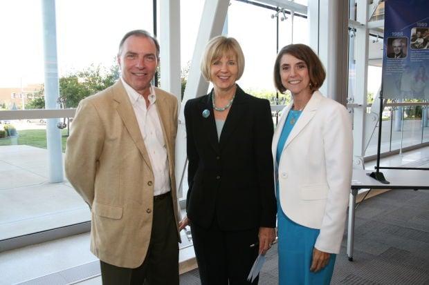 Steve Seele, Liz Gibbons, Diane Kline
