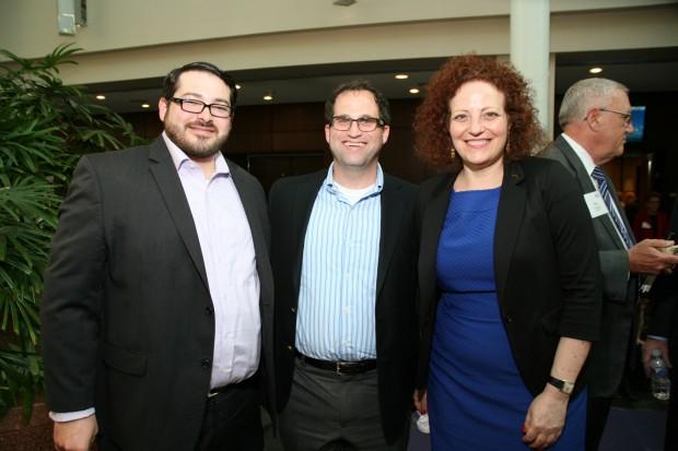 Matt Neufeld, Evan Weiss, Karen Aroesty