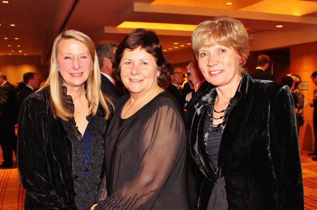 Karen Gilbert, Tina Hilliard, Debbie Voss