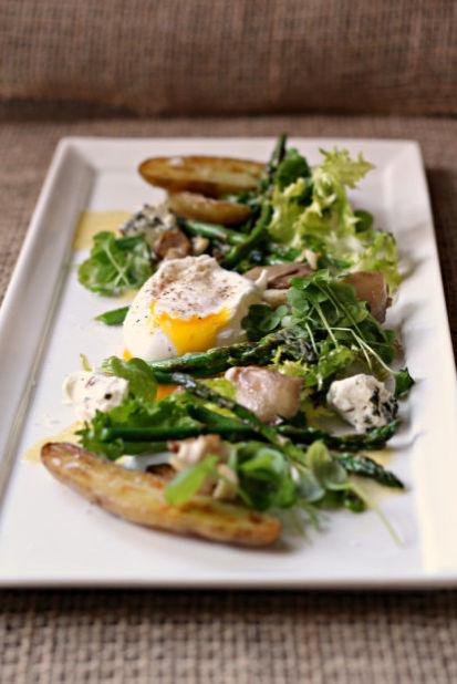 Ladue News Spring Salad