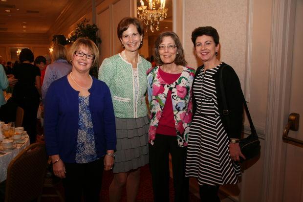 Debbie Goss, Heidi Sowatsky, Carol Faust, Susan Wright
