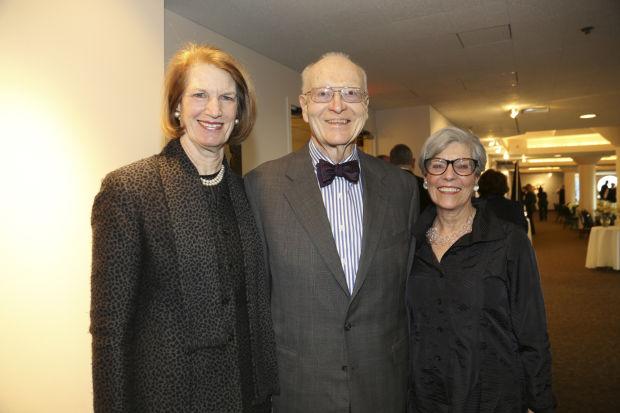 Gayle Jackson, Fred Kraus, Lynn Lyss