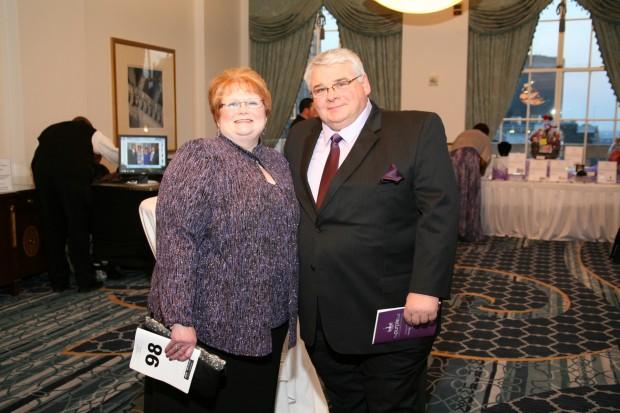 Rebecca and Wayne Humes