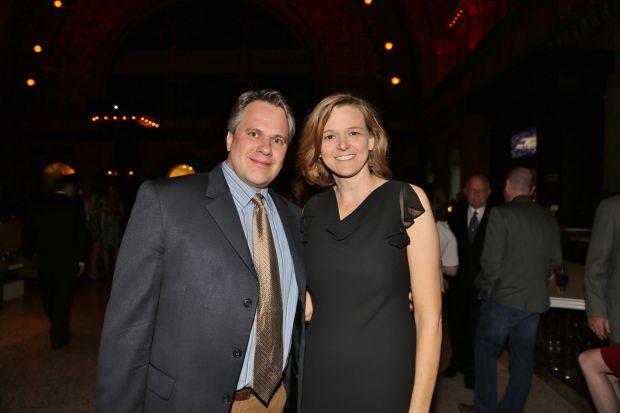 Mike and Diane Bauhof