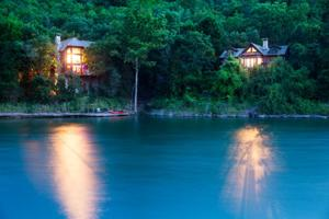 Big Cedar Lodge Lakeside Cabins