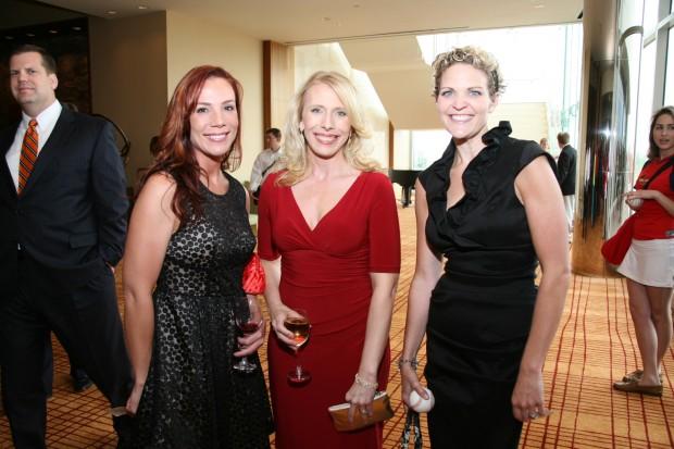 Nicole Eversgerd, Lora Hinkel, Erin Stevens
