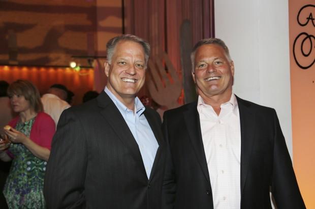 Bill and John Callahan