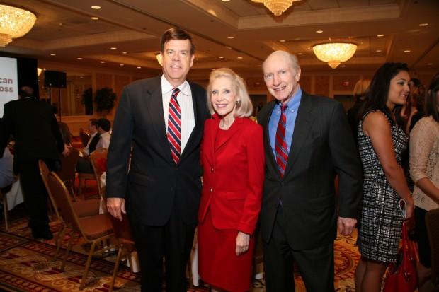 Randy McDonnell, Joan Berkman, Lewis Bettman