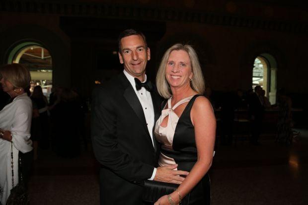 Mike and Jennifer Tusing