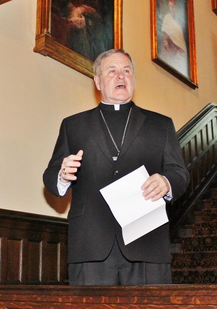 Archbishop Carlson Reception