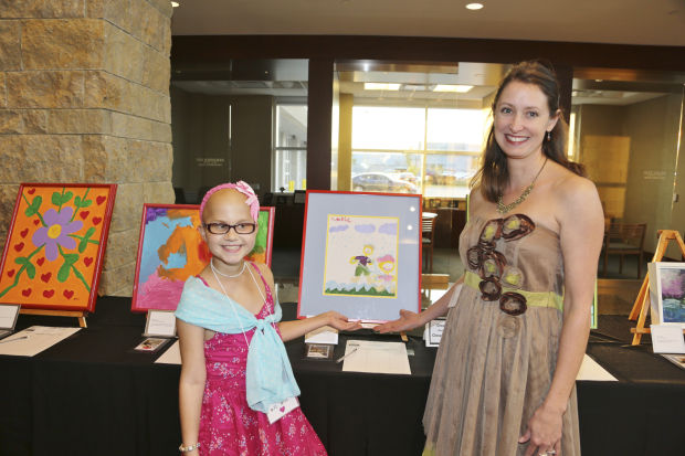 Art from The Heart Friend of kids with cancer