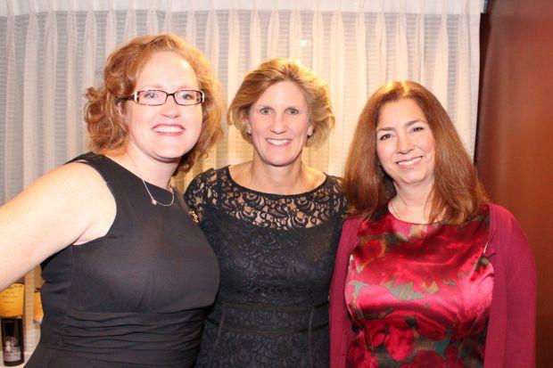 Peggy Wehking, Linda Gibson, Rhonda Wehking
