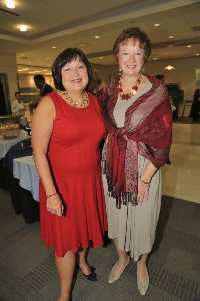 Mary Ann Hunzeker, Kathy Schaeffer