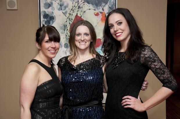 Kate LaMartina, Reagan Nelson, Andrea Lebb