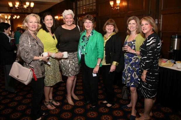 Cheryl Gilstein, Joyce Rutter, Leo Long, Mary Schroeder, Merri Abels, Mary Pat Santel, Linda Kline