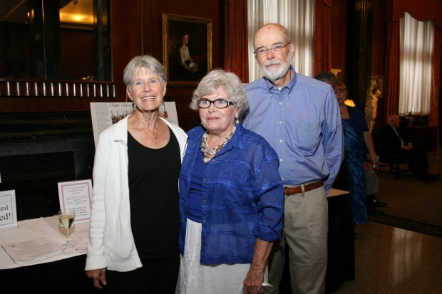 Carol Foster, Ellen Goodrich, Mike Foster