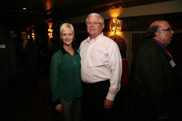 Paula and Jim David