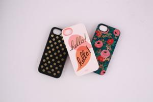 Rifle phone cases