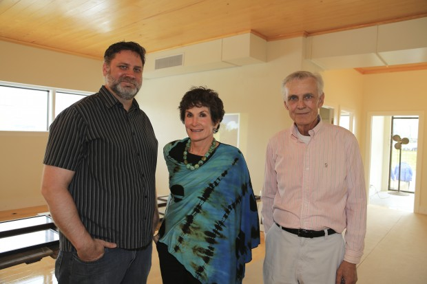 Bill Streeter, Mimi Stiritz, Larry Giles